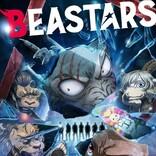 """『BEASTARS』鏡の破片に睨みあう獣たち """"食殺事件""""象徴する第2期キービジュアル公開"""