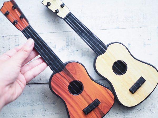 子供も使いやすいギター