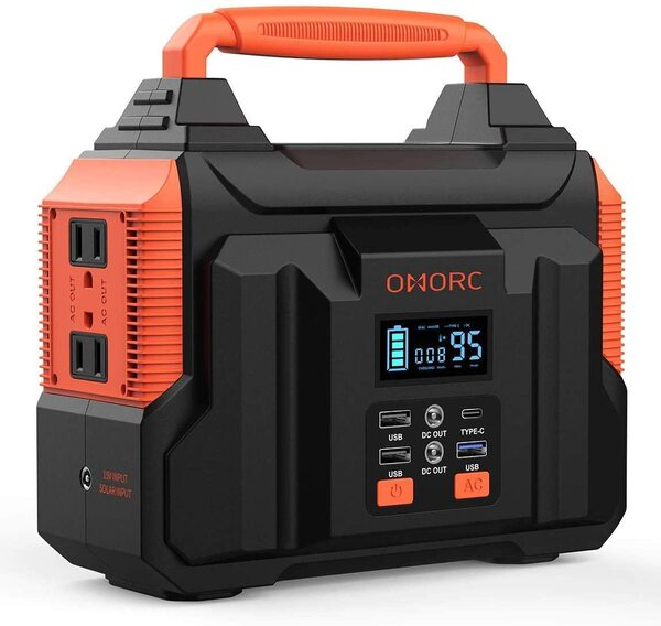 ポータブル電源 無停電電源装置 60000mAh 222Wh 家庭用蓄電池 大容量 純正弦波 PSE認証済み 24ヶ月保証
