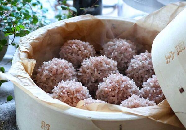 おすすめレシピ!もち米シュウマイ