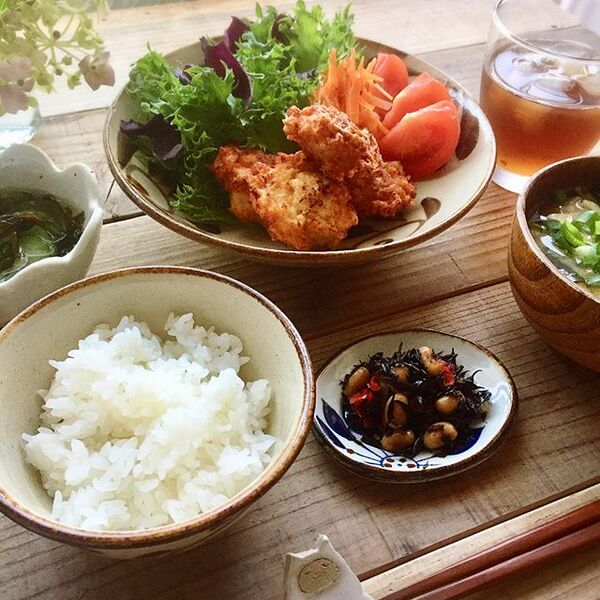 おすすめレシピ!豆腐入りチキンナゲット