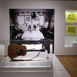 ジョンの死から40年…「ジョンとヨーコの足跡」を辿る 『ダブル・ファンタジー』展がエモい