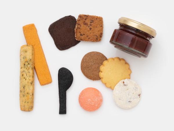 テオブロマのクッキーとチョコジャム