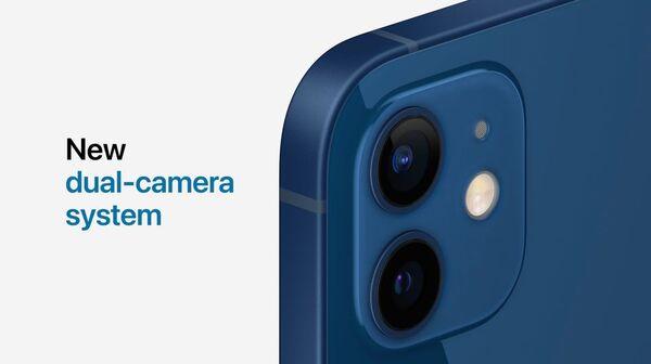 iPhone12のカメラは2眼構成で超広角が進化