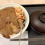 松屋、新メニューの牛ステーキ丼が激ウマ しかし注文時は注意が必要