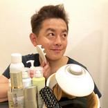 井戸田潤「美容は筋トレと一緒。嘘はつかないし裏切らない」