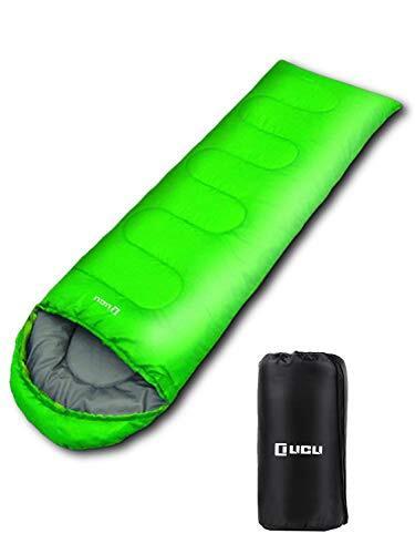 寝袋用インナーシーツ 「 丸洗い できる 封筒 型 シュラフ 」 LICLI リクライ 「 夏 でも使える 軽量 寝袋用インナーシーツ コンパクト で 簡単収納 」「 封筒型 ですっぽり入れる 」「 軽量 防水 カビ対策 素材」約900g