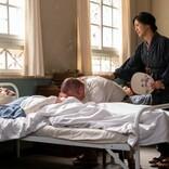 明日の『エール』 梅を助けようとした岩城は、入院生活を続けていた