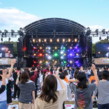 『OSAKA GENKi PARK』2日目オフィシャルライブレポート【東の広場 PARK STAGE】ーーコブクロ、高橋優ら全5組が、10月の大阪に夏を呼び戻す