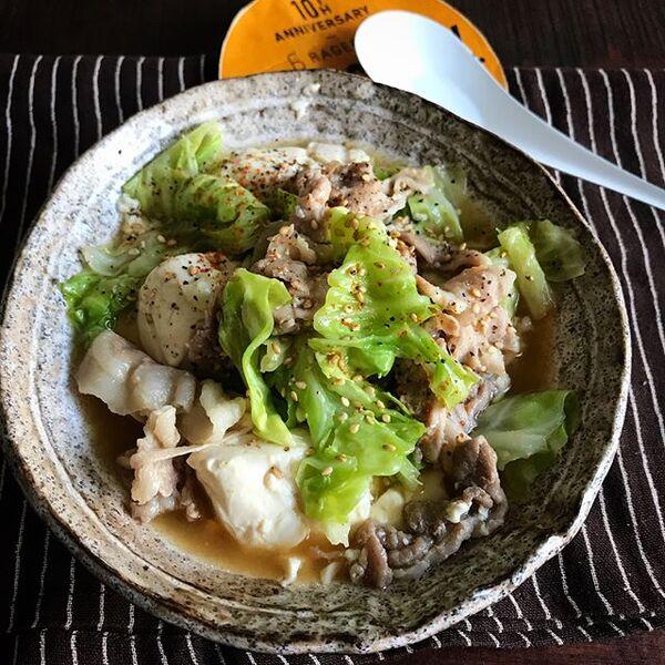 豆腐のメイン料理9
