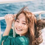 """堀北真希さんの妹・NANAMI """"大好きな沖縄""""で「かなり思い切った」初写真集"""