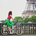 パリで自転車に乗る時はハラハラの連続!?フランスの自転車事情
