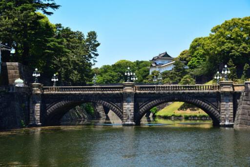 徳川の栄華を誇った江戸城