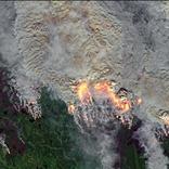 北極圏の山火事で、ありえない量の二酸化炭素が放出されてる