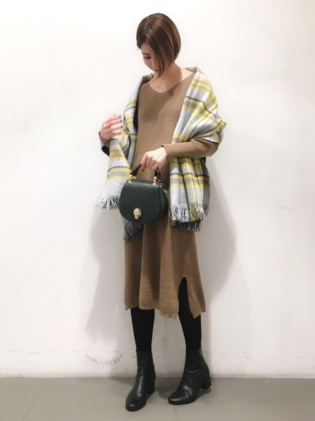 [URBAN RESEARCH ROSSO WOMEN] リバーシブルストール