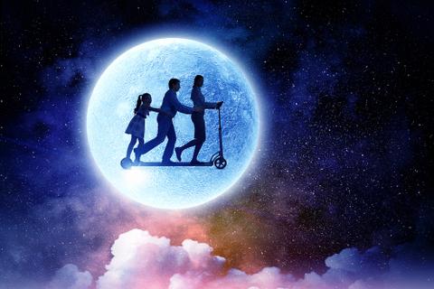 """10月17日、天秤座の新月で""""風の時代""""を先取り!"""