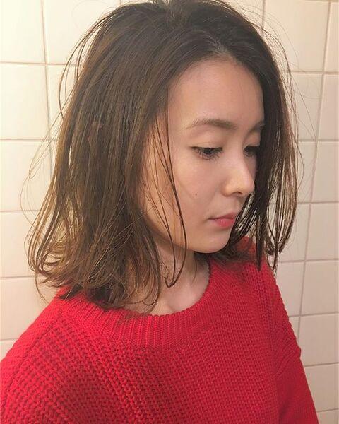 縮毛矯正におすすめの髪型10