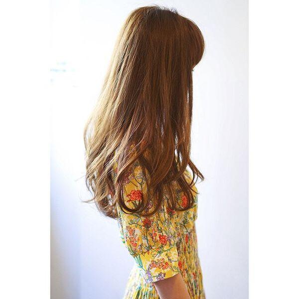 縮毛矯正におすすめの髪型17