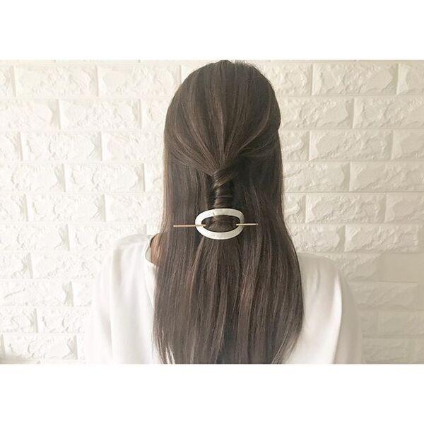 縮毛矯正におすすめの髪型20