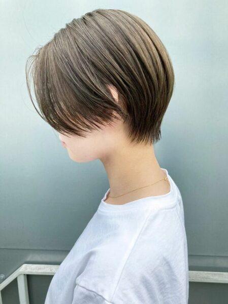 縮毛矯正におすすめの髪型5