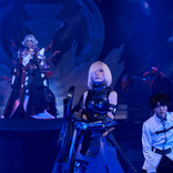 『Fate/Grand Order THE STAGE -冠位時間神殿ソロモン-』プレビュー公演から舞台写真を公開 東京公演千秋楽のライブ配信も決定