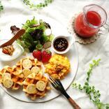 ホットケーキミックスを使った朝ごはんアレンジレシピ22選!忙しい朝でも簡単♪