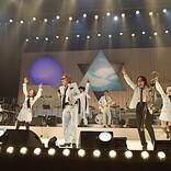 米米CLUB初の無観客配信ライブ【OMUSUBI】開催、1万人以上が視聴