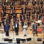 <ライブレポート>ポップス界の5人のアーティストとオーケストラの豪華競演 withコロナの今、感謝と応援の気持ちを歌に乗せて