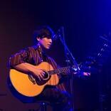 <ライブレポート>優里、バリエーション豊富な無観客ワンマンライブで新曲「ドライフラワー」初披露