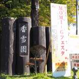 函館「香雪園」で、もみじフェスタ開始! 穴場スポットで秋を堪能する休日