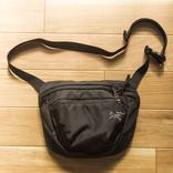 アークテリクスの大人気バッグ「マカ」の後継モデル「マンティス」は素材がよりしなやかに進化してるぞ|身軽スタイル