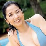 """宮崎美子 """"40年ぶりビキニ姿""""にネット衝撃「綺麗すぎて焦った」"""