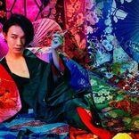 神木隆之介が銀髪に、蜷川実花とコラボしたカレンダーで貴重な姿