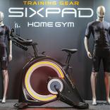 電気刺激だけじゃない「SIXPAD Home Gym」。おうちトレーニングを本気にさせるのは「アツい応援」