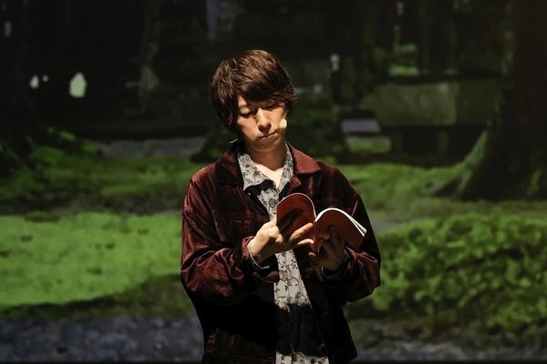 柊(CV=羽多野渉) 撮影:尾形正茂  (C)KIKIMIKUJI 2016,2020