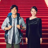 中谷美紀が史上初の女性総理役、田中圭がその夫役でW主演 映画『総理の夫』2021年秋の公開が決定