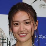 大島優子 朝ドラ効果を実感「街中で役名で呼ばれたのが初めて」