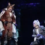 犬(おとこ)たちの命を懸けた熱い闘い 舞台『銀牙 -流れ星 銀-』~牙城決戦編~ が開幕へ