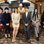 木村文乃主演「七人の秘書」初回13・8%で好発進