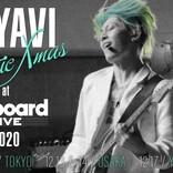 MIYAVI、『MIYAVI Electric Xmas at Billboard Live 2020』12月に東京・大阪・横浜で開催決定