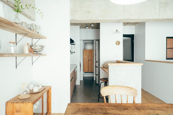 埼玉県朝霞市のマンションリノベーションの部屋