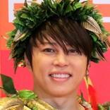西川貴教、原因不明の肌の黒さにファンざわつく 「どうして?」