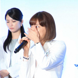 上野樹里が涙…ドラマ「朝顔」舞台の被災地に思いはせ「東北の皆さんの思いを一緒に乗せて」