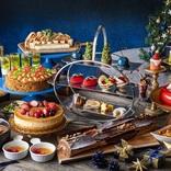ヨーロッパの伝統的クリスマススイーツを堪能♪ 必見アフタヌーンティー&食べ放題