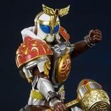 『仮面ライダー鎧武』新作『グリドンVSブラーボ』よりグリドン新フォームがS.H.Figuartsで最速立体化