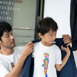 ナノ・ユニバースが『ウルトラセブン』『ウルトラマンゼット』のTシャツをプロデュース!