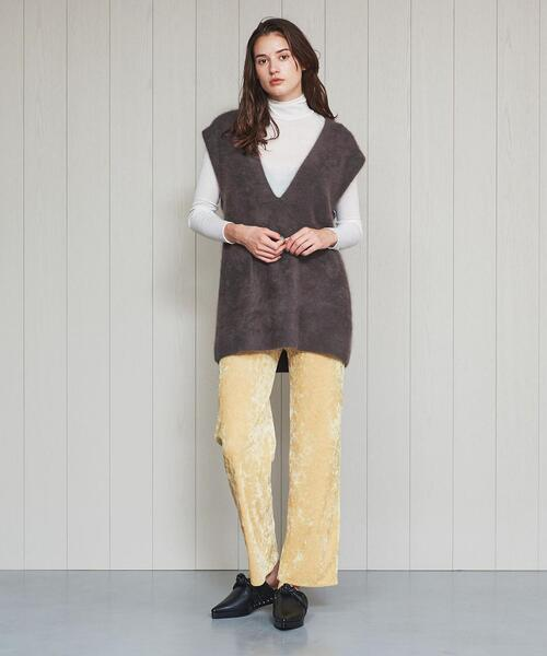 [BEAUTY&YOUTH UNITED ARROWS] <H>KNIT VEST/ベスト