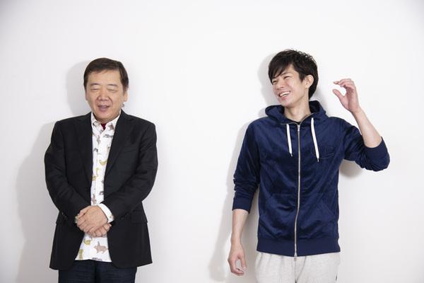 (左から)鴻上尚史、柿澤勇人