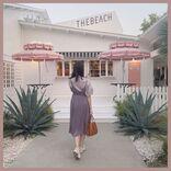 プライベートビーチつき!THE BEACH YOKOHAMA のカフェ「Teafanny(ティファニー)」の映えすぎるメニューを紹介!