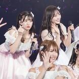 NMB48小嶋花梨、山本彩の言葉「立場が人を変える」次世代ライブで実感